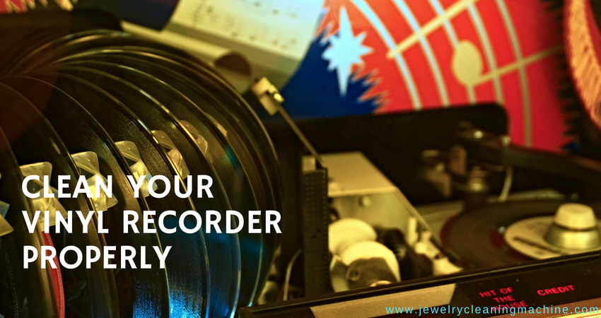 Best ultrasonic record cleaner for Vinyl Recorder & CD