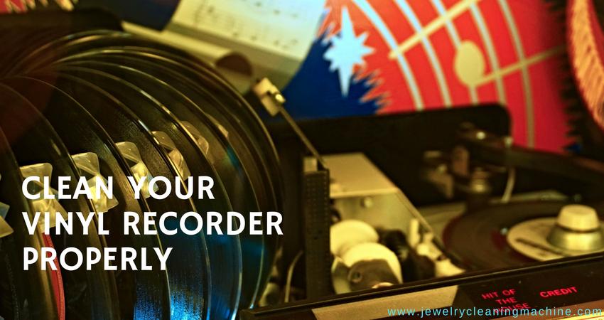 5 Best Vinyl Record Cleaner Reviews In 2019 Ultrasonic