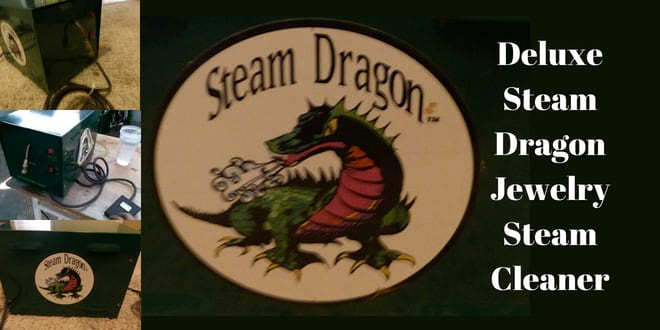 Deluxe Steam Dragon Jewelry Steamer