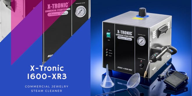 X-Tronic Commercial Jewelry Steamer